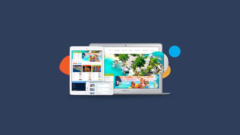 Bewe Travel Agency Web Page Responsive Design
